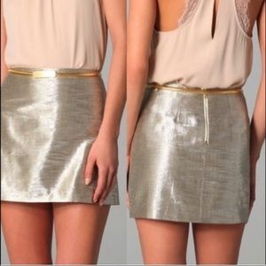 Alice & Olivia skirt!